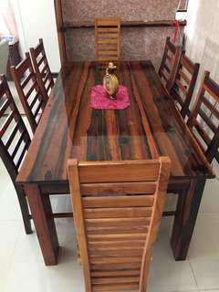 Kamagong Dining Set