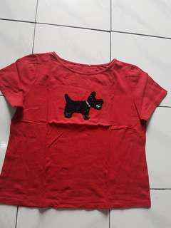 T shirt doggy