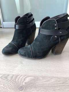 Rag & Bone Ankle Booties