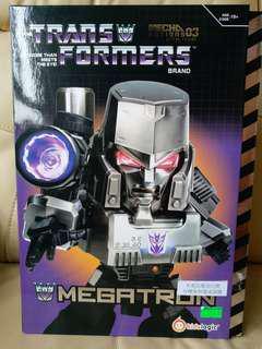 變形金剛 麥加登 Q版 Trans Formers Megatron