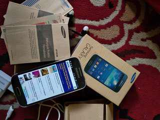 Mulus! Galaxy S4 Mini Ex Garansi Sein!