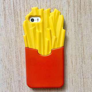 Forever 21 French Fries Case for iPhone 5 - 5s
