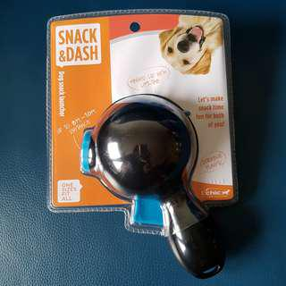 Snack & Dash Dog Snack Launcher