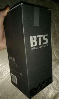 BTS OFFICIAL LIGHTSTICK (A.R.M.Y BOMB) VER 1  Model No. BTS-OFFICIAL 7115G