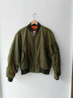 Reliable MA-1 Bomber Jacket