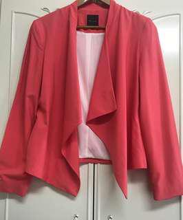 New Look - Pink Blazer