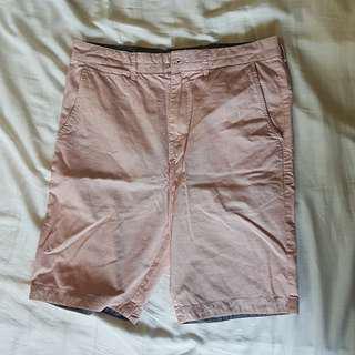 Baleno Pink Shorts
