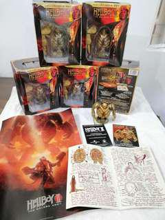 RUSH SALE!!!! Hellboy II The Golden Army Collectors Item