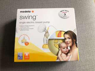 Medela Swing Single Electric Breastpump (Free)
