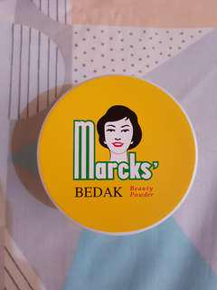 Marcks Beauty Powder (Rose)