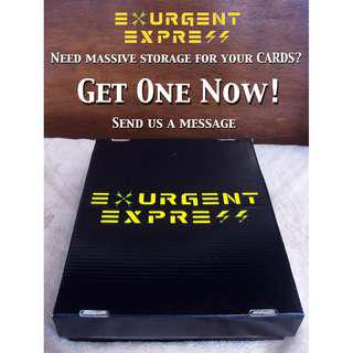Card Box by ExEx