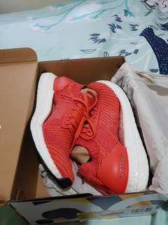 Genuine Adidas womans Utra boost_X in excellent condition.almost new size 5.5