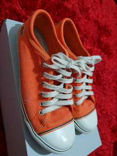 Lacoste sneakers womansUS6 in good condition