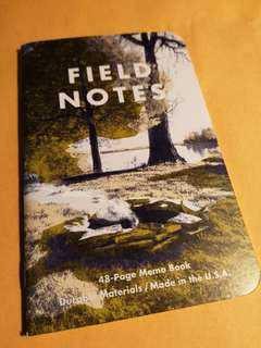 Field Notes Campfire edition (Dawn - Single)
