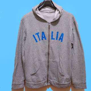 Italia Hoodie Jacket