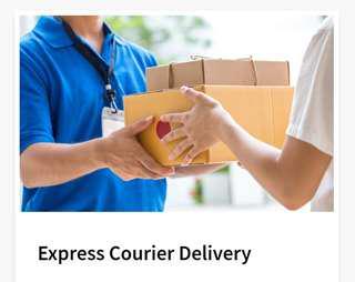 GoTake Courier Service