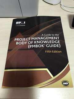 PMP Book PMbok Guide