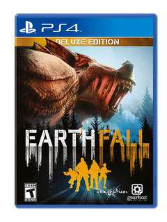 PlayStation PS4 EARTH FALL ( XBOX SWITCH NINTENDO SONY NBA 2K MARIO )