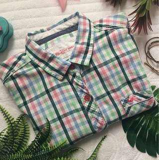 Padini pastel color shirt