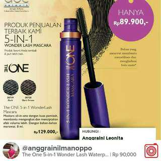 The One 5-in-1 Wonderlash Maskara