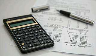 Accounting and Business Math Tutorial