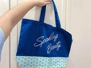 LANEIGE CANVAS TOTE GIFT BAG