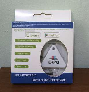 Anti theft and loss device