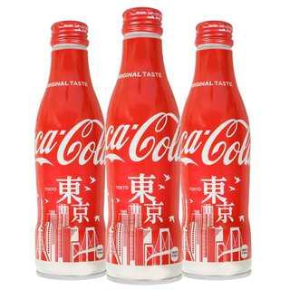 Coca cola coke Japan Tokyo old design