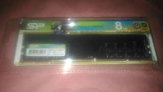 Silicon power ddr4 8gb 2400mhz