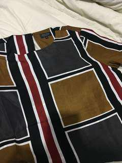[NEW] ZALORA Pattern Dress