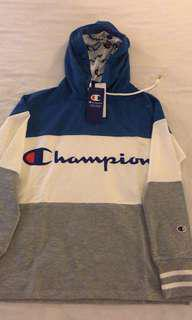 Champion 3 Color Block Hoodie / Pullover