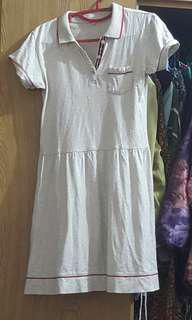 Uniqlo Shirt Dress 6-7y