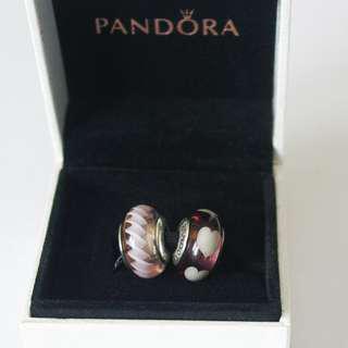 Pandora Muranos set of 2
