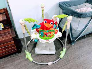 Old FISHER PRICE RAINFOREST JUMPEROO