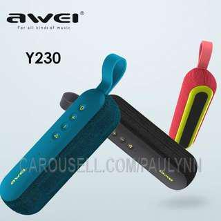 Awei Y230 Bluetooth Speaker 2000 mAh Battery