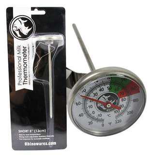 IN STOCK Rhinowares Professional Milk Thermometer
