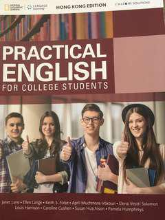 Practical English for college students 大專書