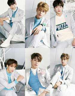 LF/Setting Up ASTRO Dance Group