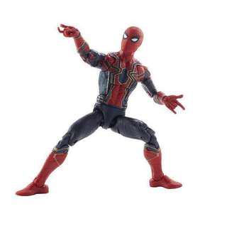 Loose Marvel Legends Infinity War Iron Spider Spiderman