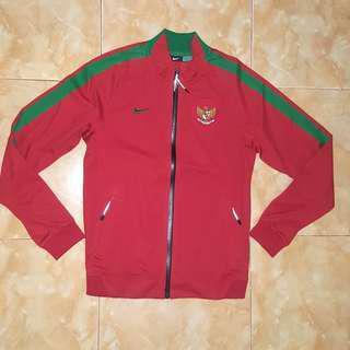 Jaket timnas indonesia original nike