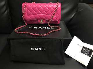 Prelove Chanel Flapbag Medium Size