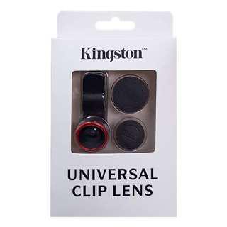 Kingston 三合一手機鏡頭夾