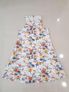 Floral Dress Lilypirates