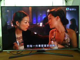 43吋三星智能電視,睡房小用100%正常可試機。