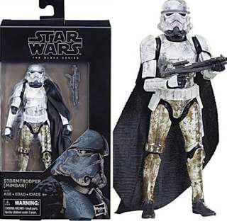 Loose Star Wars Black Series Mimban Stormtrooper Storm Trooper