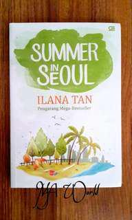 Novel Summer in Seoul - Ilana Tan