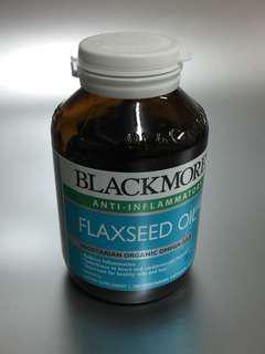 FLAXSEED OIL (100 Vegetarian Capsules )