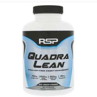 RSP Nutrition QuadraLean (150 capsules)