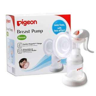 Pigeon Manual Breastpump