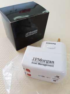 Brand New Light & Portable International Travel Adapter
